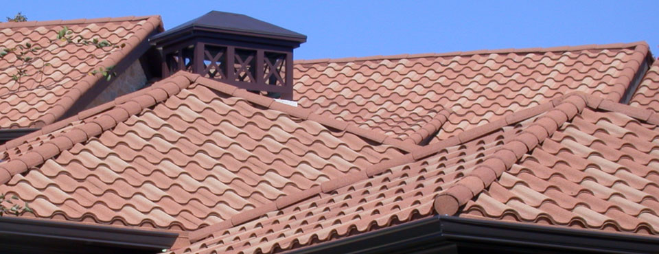 Stone Coated Steel Roofing Roofing