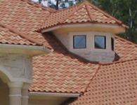 Villa Tile Stone Coated Steel Roof